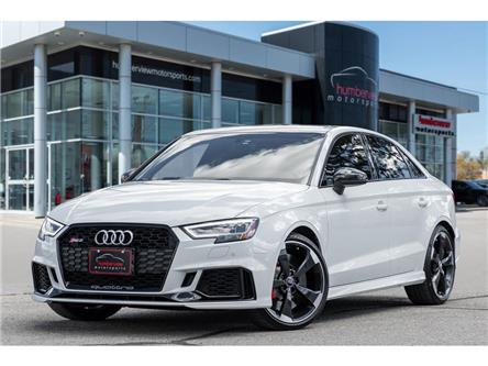 2018 Audi RS 3 2.5T (Stk: 20HMS684A) in Mississauga - Image 1 of 26