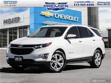 2019 Chevrolet Equinox LT (Stk: P19507) in Windsor - Image 1 of 28