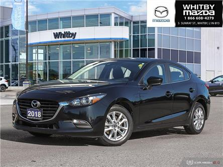 2018 Mazda Mazda3 GS (Stk: P17637) in Whitby - Image 1 of 27