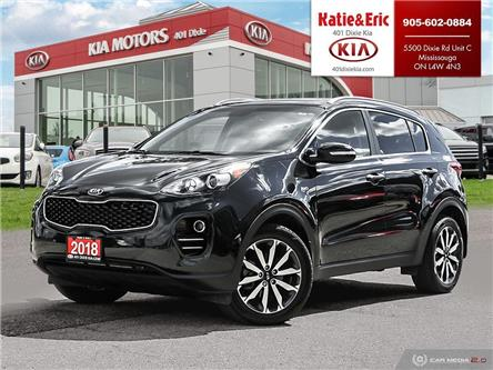 2018 Kia Sportage  (Stk: ST20064A) in Mississauga - Image 1 of 27