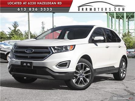 2018 Ford Edge Titanium (Stk: 6041) in Stittsville - Image 1 of 27