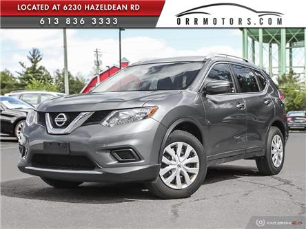 2015 Nissan Rogue S (Stk: 6155) in Stittsville - Image 1 of 27