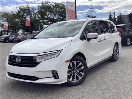 2021 Honda Odyssey EX-L RES (Stk: 21009) in Barrie - Image 1 of 26
