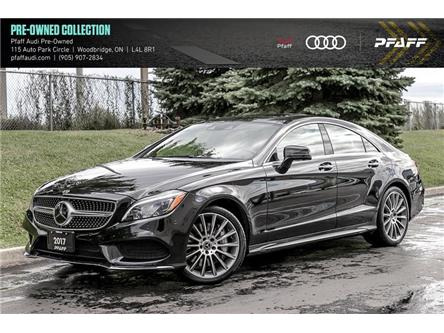2017 Mercedes-Benz CLS 550 Base (Stk: C7834) in Woodbridge - Image 1 of 22