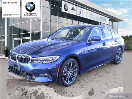2020 BMW 330i xDrive (Stk: 0169) in Sudbury - Image 1 of 28