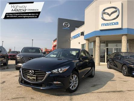 2018 Mazda Mazda3 GS (Stk: A0311) in Steinbach - Image 1 of 17