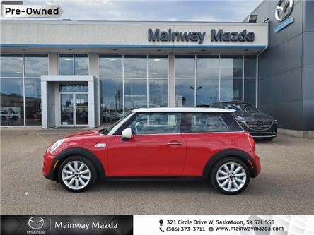 2019 MINI 3 Door Cooper S (Stk: 1399A) in Saskatoon - Image 1 of 17