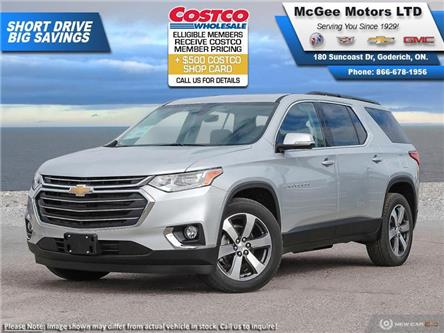 2020 Chevrolet Traverse 3LT (Stk: 303256) in Goderich - Image 1 of 23