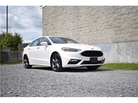 2017 Ford Fusion V6 Sport (Stk: B6222) in Kingston - Image 1 of 26