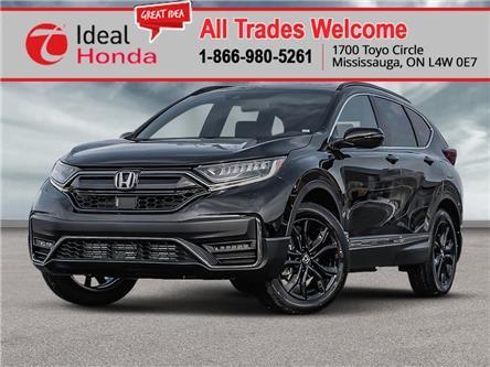 2020 Honda CR-V Black Edition (Stk: I201127) in Mississauga - Image 1 of 23
