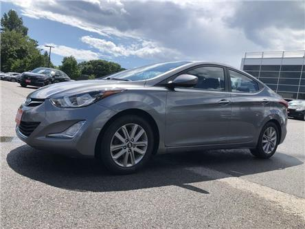 2016 Hyundai Elantra  (Stk: 20362A) in Kingston - Image 1 of 13