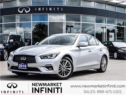 2019 Infiniti Q50 3.0t LUXE (Stk: UI1281) in Newmarket - Image 1 of 23