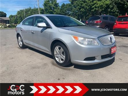 2010 Buick LaCrosse CX (Stk: ) in Cobourg - Image 1 of 14