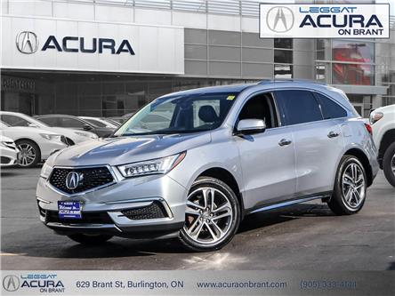 2017 Acura MDX Navigation Package (Stk: 4303) in Burlington - Image 1 of 23