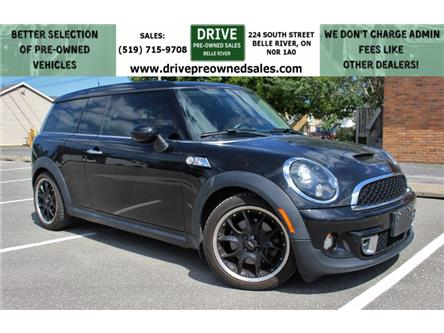 2011 MINI Cooper S Clubman Base (Stk: B0028) in Belle River - Image 1 of 20