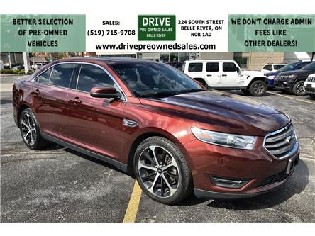 2015 Ford Taurus SEL (Stk: B0029) in Belle River - Image 1 of 29