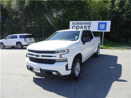 2020 Chevrolet Silverado 1500 RST (Stk: CL343509) in Sechelt - Image 1 of 12
