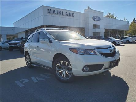 2015 Acura RDX Base (Stk: 20F11098A) in Vancouver - Image 1 of 21