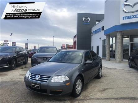 2008 Volkswagen City Jetta 2.0 5sp (Stk: M20103A) in Steinbach - Image 1 of 8