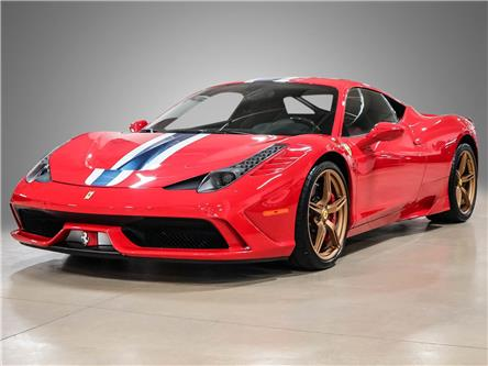 2015 Ferrari 458 Speciale Base (Stk: U4524) in Vaughan - Image 1 of 27