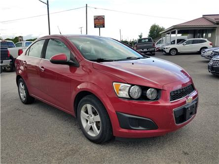 2013 Chevrolet Sonic LT Manual (Stk: ) in Kemptville - Image 1 of 15