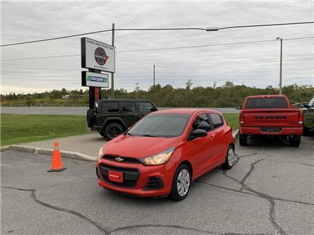 2017 Chevrolet Spark LS Manual (Stk: 63701) in Sudbury - Image 1 of 18