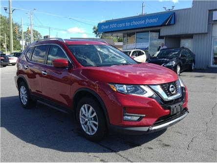 2017 Nissan Rogue SV (Stk: 200901) in Kingston - Image 1 of 27