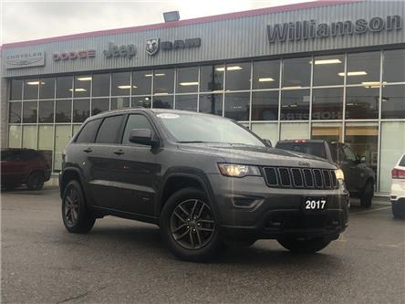 2017 Jeep Grand Cherokee Laredo (Stk: W6345) in Uxbridge - Image 1 of 18