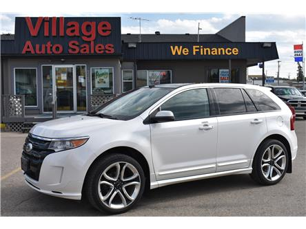 2011 Ford Edge Sport (Stk: P37979) in Saskatoon - Image 1 of 22