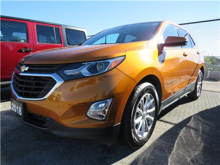 2018 Chevrolet Equinox LT (Stk: 95691) in St. Thomas - Image 1 of 6