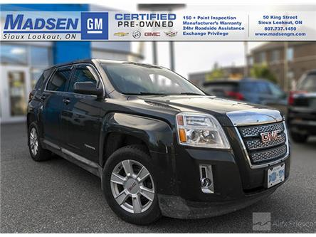 2013 GMC Terrain SLE-1 (Stk: A19444) in Sioux Lookout - Image 1 of 11