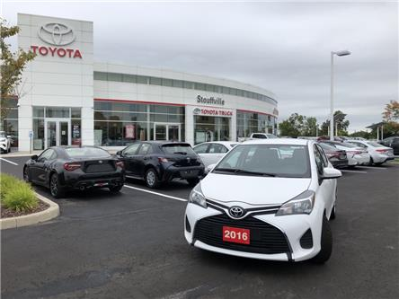 2016 Toyota Yaris LE (Stk: P2258) in Whitchurch-Stouffville - Image 1 of 11