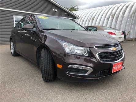 2015 Chevrolet Cruze 1LT (Stk: ) in Sussex - Image 1 of 22