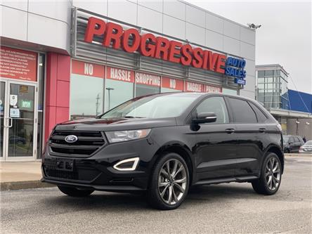 2017 Ford Edge Sport (Stk: HBB85219) in Sarnia - Image 1 of 23