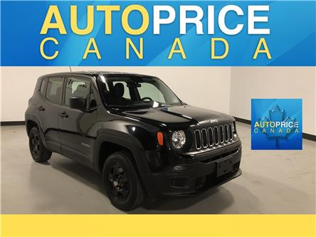 2015 Jeep Renegade Sport (Stk: W2056) in Mississauga - Image 1 of 26