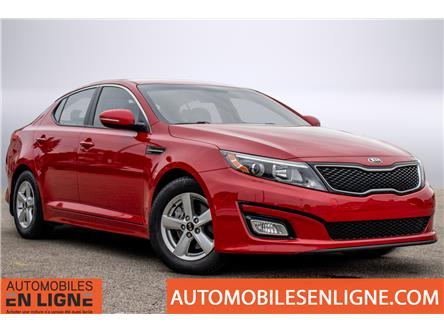 2015 Kia Optima LX (Stk: 656364) in Trois Rivieres - Image 1 of 25