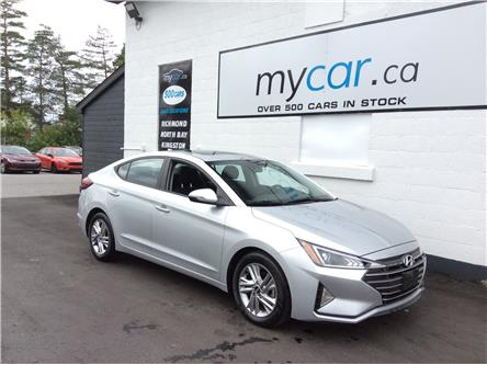 2020 Hyundai Elantra Preferred w/Sun & Safety Package (Stk: 200937) in Ottawa - Image 1 of 21