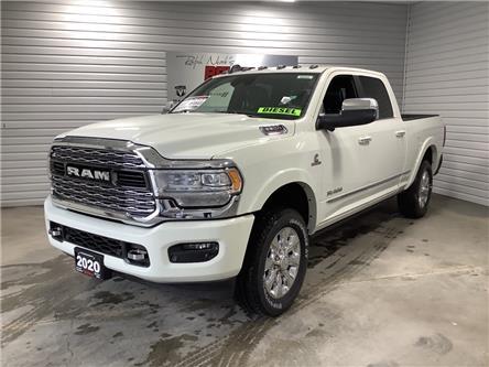 2020 RAM 3500 Limited (Stk: 0254) in Belleville - Image 1 of 17