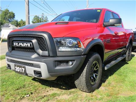 2017 RAM 1500 Rebel (Stk: 95699) in St. Thomas - Image 1 of 3