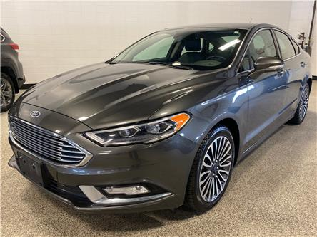 2017 Ford Fusion SE (Stk: P12469) in Calgary - Image 1 of 17
