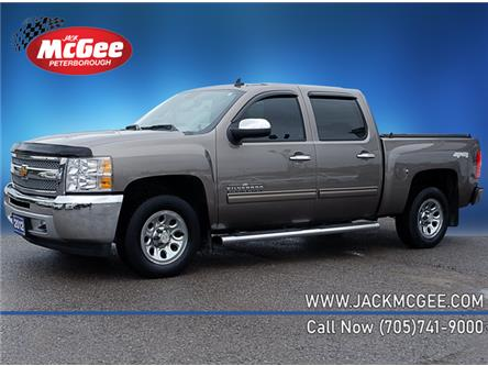 2012 Chevrolet Silverado 1500 LS (Stk: 20486A) in Peterborough - Image 1 of 21