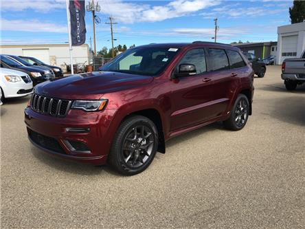 2020 Jeep Grand Cherokee Limited (Stk: 20GH8534) in Devon - Image 1 of 14