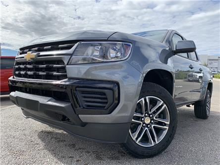 2021 Chevrolet Colorado WT (Stk: M1110350) in Calgary - Image 1 of 27