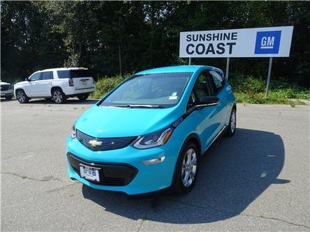 2020 Chevrolet Bolt EV LT (Stk: EL127122) in Sechelt - Image 1 of 16