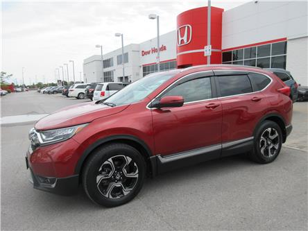 2018 Honda CR-V Touring (Stk: SS3960) in Ottawa - Image 1 of 17