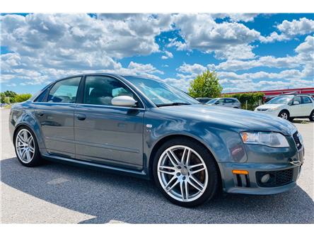 2007 Audi RS 4 4.2L (Stk: ) in Thornhill - Image 1 of 12
