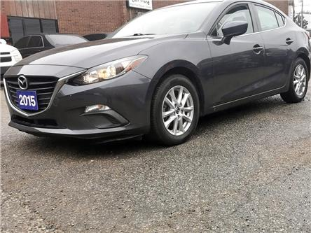 2015 Mazda Mazda3 GS (Stk: M37173) in Kitchener - Image 1 of 26