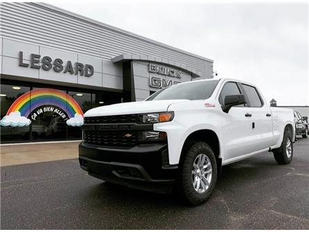 2020 Chevrolet Silverado 1500 Work Truck (Stk: 20-475) in Shawinigan - Image 1 of 9