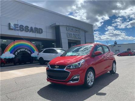 2021 Chevrolet Spark 1LT CVT (Stk: 21-016) in Shawinigan - Image 1 of 13