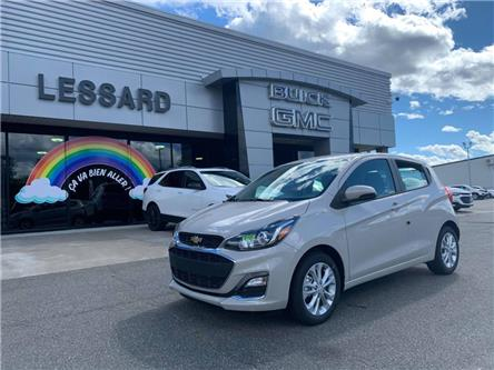 2021 Chevrolet Spark 1LT CVT (Stk: 21-019) in Shawinigan - Image 1 of 12